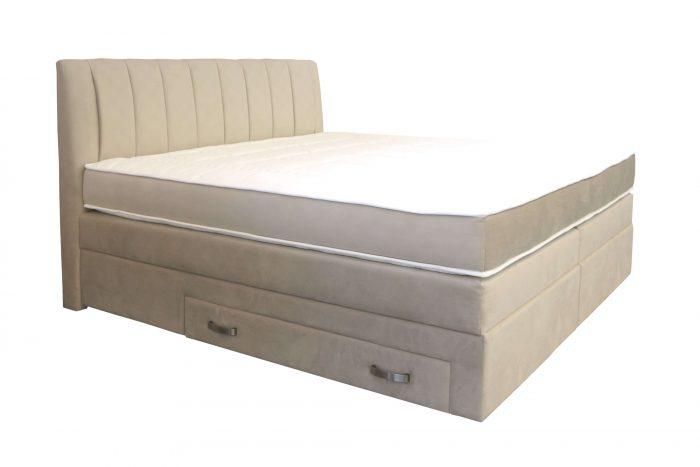 BOXSPRING ROSE krevet