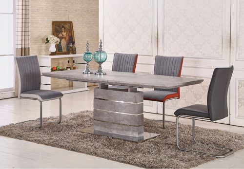 FORTY blagovaonski stol ambijent