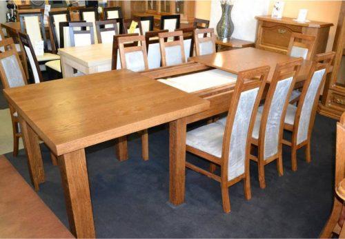 KUBA II blagovaonski stol - 400 cm