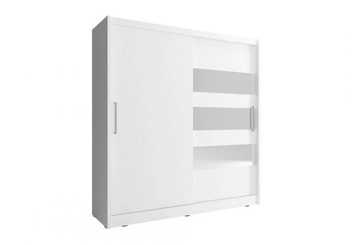 MIA III 200 ormar bijeli