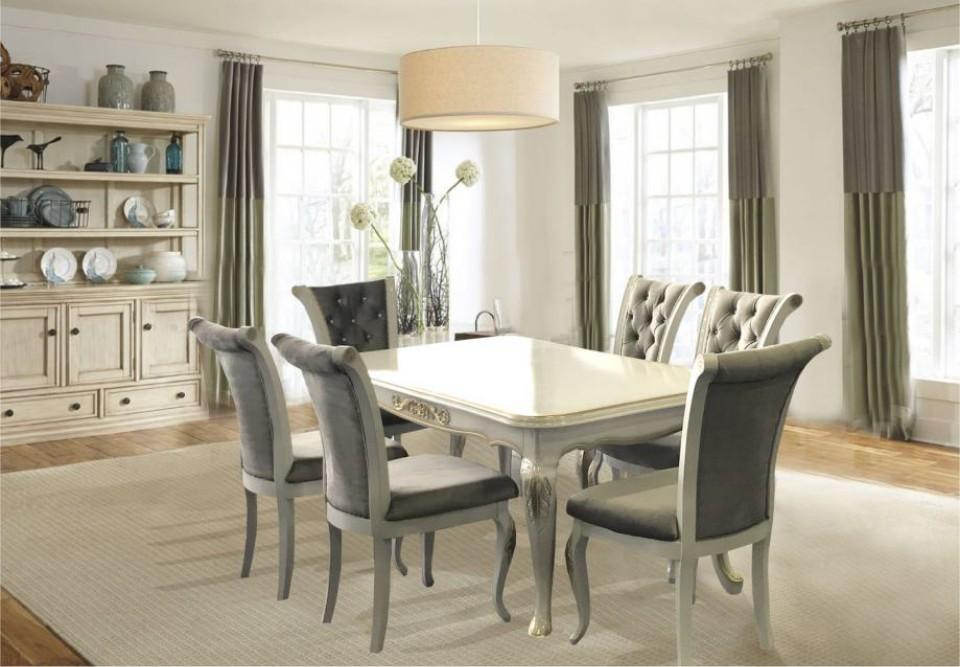 PALMIRA blagovaonski stol i stolice Dubai